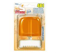 Подвеска для унитаза Цитрусовый бриз (55мл), Туалетный Утенок