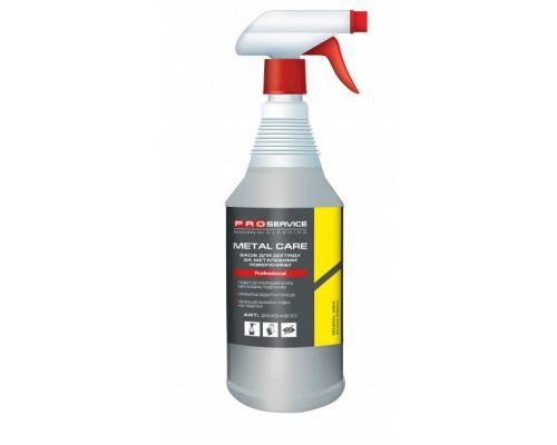 Средство чистящее для метал. поверхностей Metal Care с распылителем (1л), PROservice
