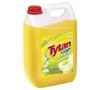 Средство чистящее для сантехники лимон (5л), Tytan