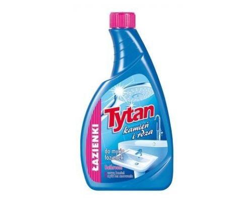 Средство чистящее для ванн, запаска (500мл), Tytan