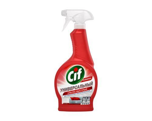 Средство чистящее универсальное Ультра Быстрый с распылителем (500мл), Cif