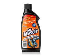 Средство для прочистки труб, гель (500мл), Mr. Muscle