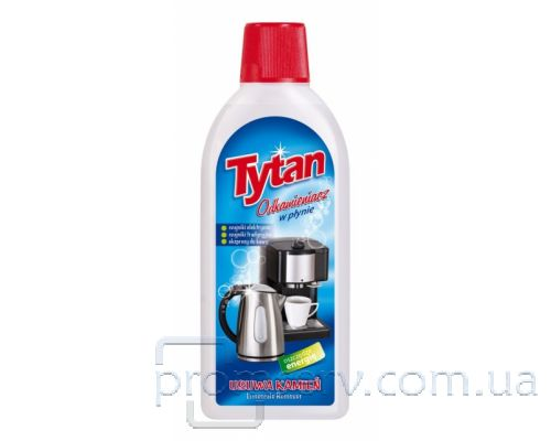 Средство чистящее антинакипь (500мл), Tytan