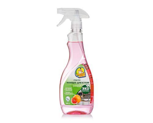 Средство чистящее для кухни Грейпфрут с распылителем (500мл), ФБ