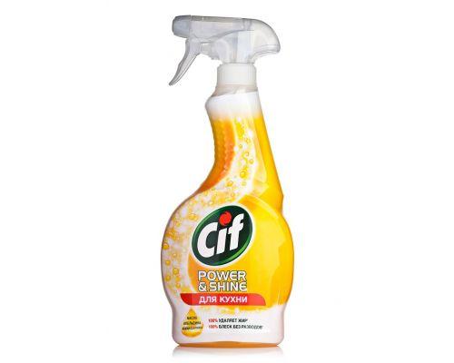 Средство чистящее для кухни Легкость чистоты с распылителем (500мл), Cif