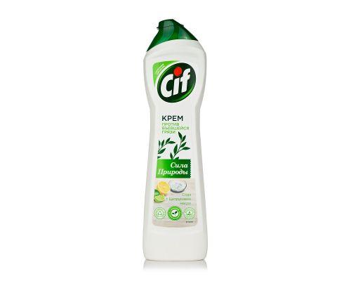Средство чистящее для кухни Мощь природы Крем (450мл), Cif