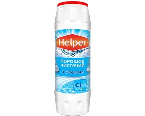 Средство чистящее хлор 500г Helper
