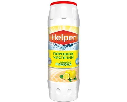 Средство чистящее лимон (500г), Helper