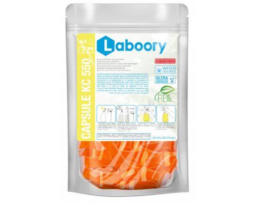 Средство моющее для кухонных поверхностей Капсулы Laboory KC 550 (25мл*20шт), PROservice