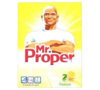 Средство чистящее для пола и стен универсальное Лимон (400г), Mr. Proper