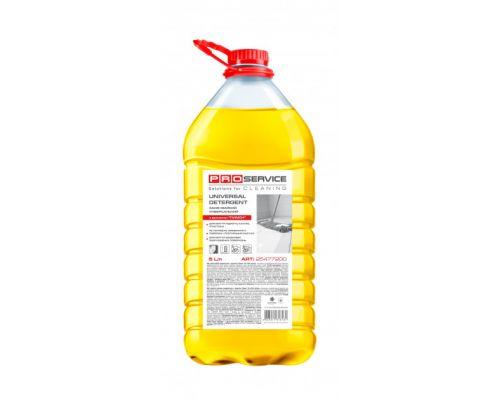 Средство моющее для пола и стен универсальное лимон ПЭТ (5л), OPTIMUM