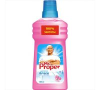 Средство моющее для пола и стен универсальное Роза (500мл), Mr. Proper