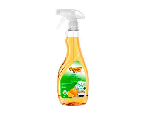 Средство моющее универсальное Сила апельсина с распылителем (500мл), ФБ