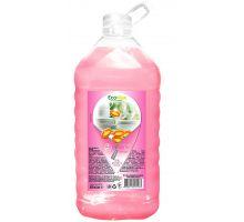 Средство моющее для посуды бальзам и витамин Е, ПЭТ (5л), EcoMax