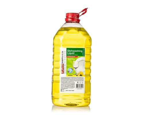 Средство моющее для посуды лимон ПЭТ (5л), PROservice