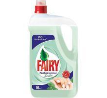 Средство моющее для посуды Professional Sensitive (5л), Fairy