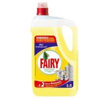 Средство моющее для посуды Сочный лимон (5л), Fairy