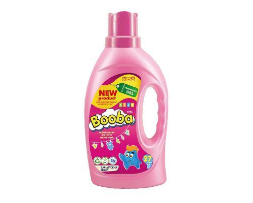 Гель для стирки детского белья Booba (950мл)