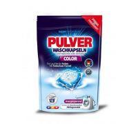 Капсулы порошковые для стирки PULVER WASCHKAPSELN Color (18шт*20г)