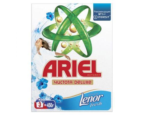 Порошок для стирки атомат 2в1 Lenor Effect (450г), Ariel