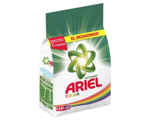 Порошок для стирки атомат Color (4,5кг), Ariel