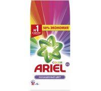 Порошок для стирки атомат Color Style (12кг), Ariel