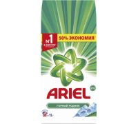 Порошок для стирки атомат Горный источник (12кг), Ariel
