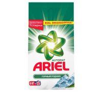 Порошок для стирки атомат Горный источник (6кг), Ariel