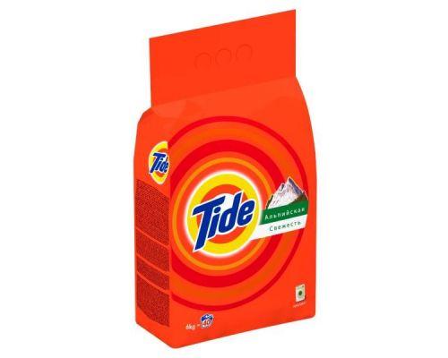 Порошок для стирки автомат Альпийская свежесть (6кг), Tide
