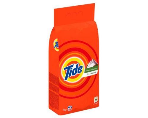 Порошок для стирки автомат Альпийская свежесть (9кг), Tide