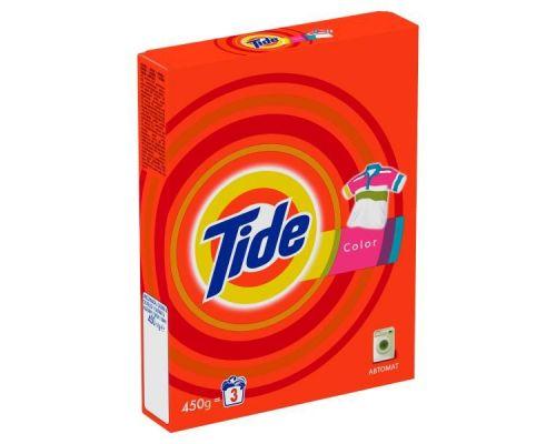 Порошок для стирки автомат Color (450г), Tide