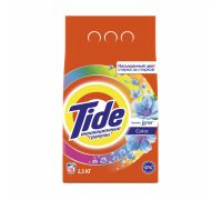 Порошок для стирки автомат Color Lenor Touch of Scent (2,5кг), Tide