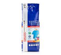Порошок для стирки бесфосфатный автомат Color Горная свежесть (9кг), PROservice