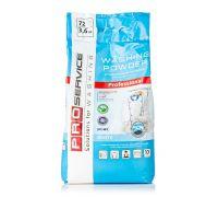 Порошок для стирки бесфосфатный автомат White Горная свежесть (3,6кг), PROservice