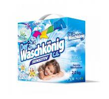 Порошок для стирки детского белья WASCHKONIG SENSITIVE (2кг)