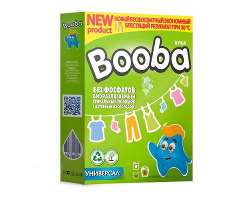 Порошок для стирки универсальный Booba (350г)