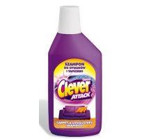 Шампунь для чистки ковров CLEVER ATTACK (500мл)