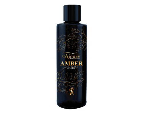 Гель-крем для душа женский, AMBER (500мл), Ajoure