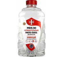 Мыло-пена жидкое антибактериальное MDS 30 (1л), Medical Def