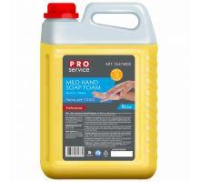 Мыло-пена жидкое сочный мандарин, канистра (5л), PROservice