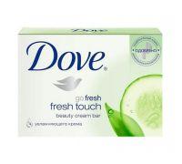 Крем-мыло твердое Прикосновение свежести (135г), DOVE