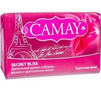 Мыло туалетное твердое Тайное желание (85г), CAMAY