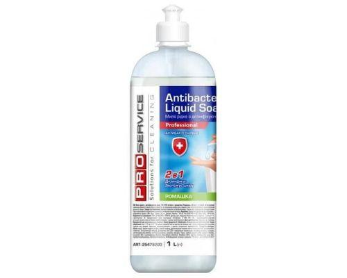 Мыло жидкое антибактериальное ромашка, пуш-пул (1л), PROservice