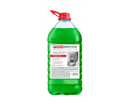 Мыло жидкое лайм ПЭТ (5л), OPTIMUM