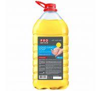 Мыло жидкое с глицерином лимон ПЭТ (5л), PROservice