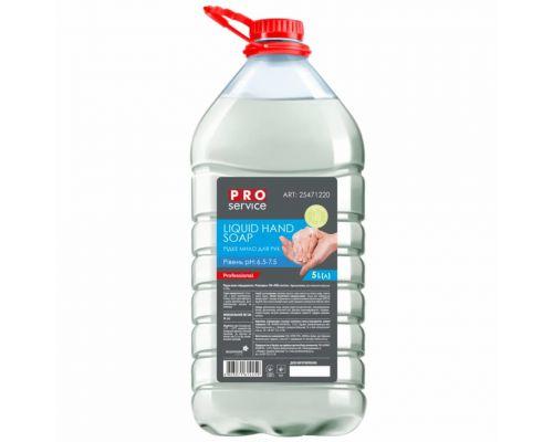 Мыло жидкое с глицерином ромашка ПЭТ (5л), PROservice