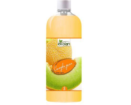Мыло жидкое сладкая дыня запаска 500мл Ecolan