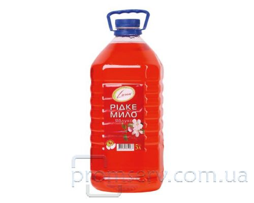 Мыло жидкое яблоко (5л), Сана