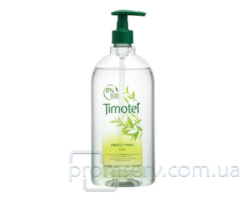 Шампунь для волос Мягкий уход с дозатором (750мл), Timotei