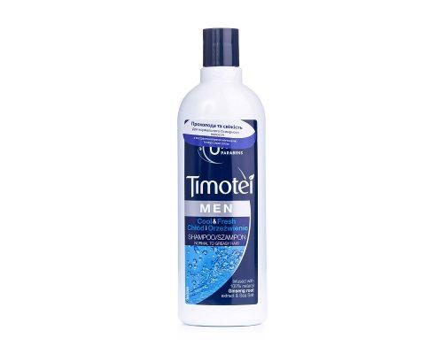 Шампунь для волос Прохлада и свежесть (400мл), Timotei men